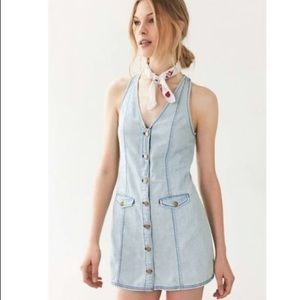 Urban Outfitters Cooperative Denim Dress